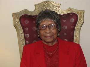 Senior Spotlight-Elnora Mitchell, Jan. 2014