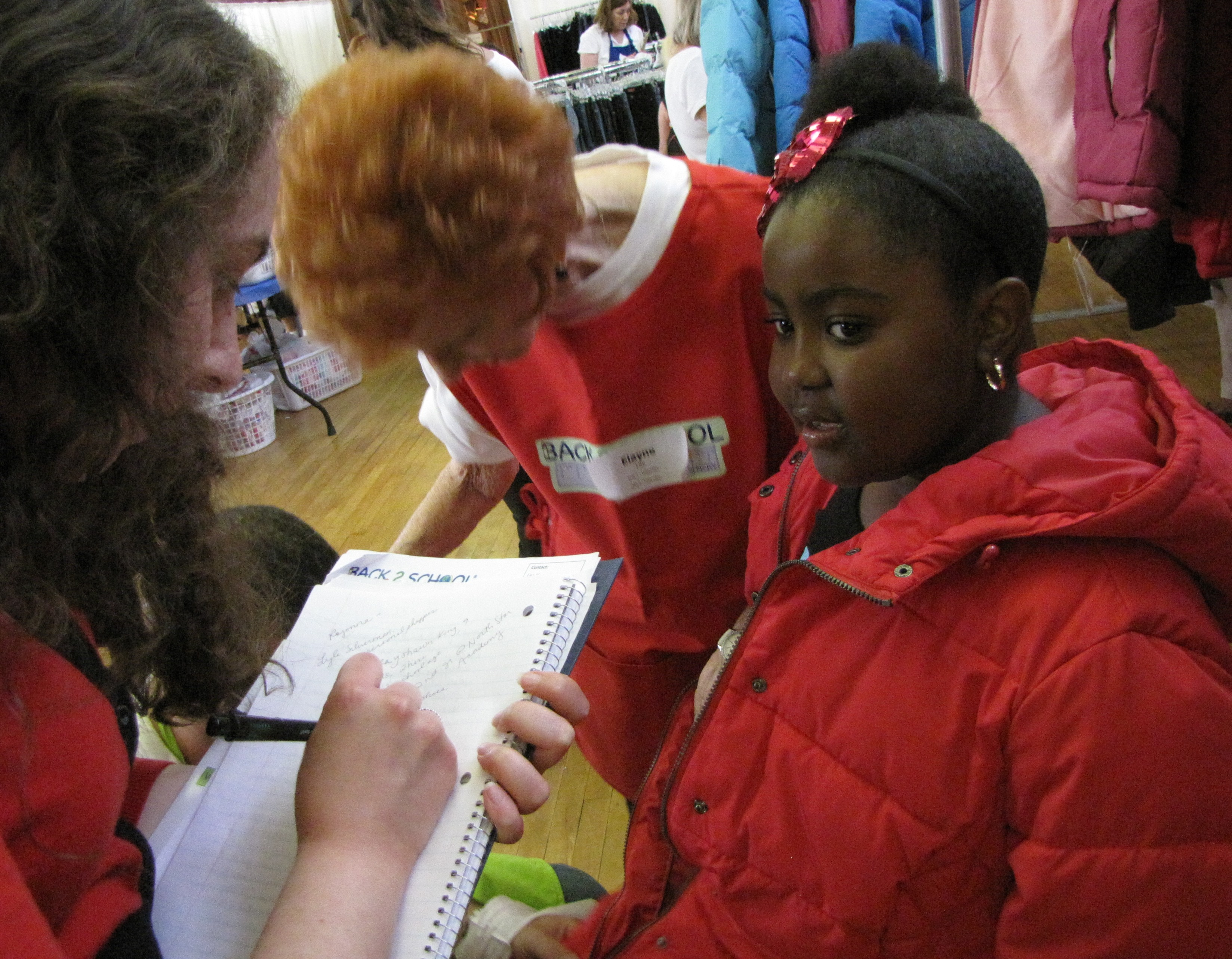 Rayonna interviewed by NJ.com reporter Jessica Mazzola