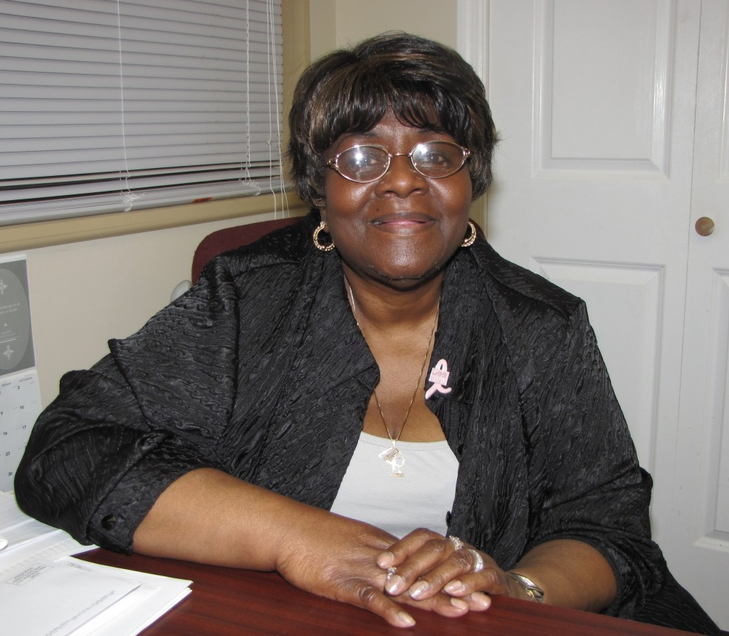 Janie Lewis is one of the most active residents of NCC Commons Senior.