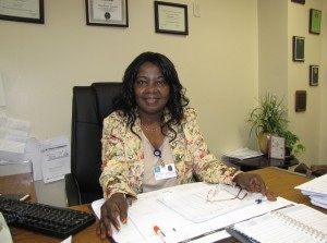 Muobo Enaohwo (Newkirk) has been part of New Community's Property Management Department since 1989.