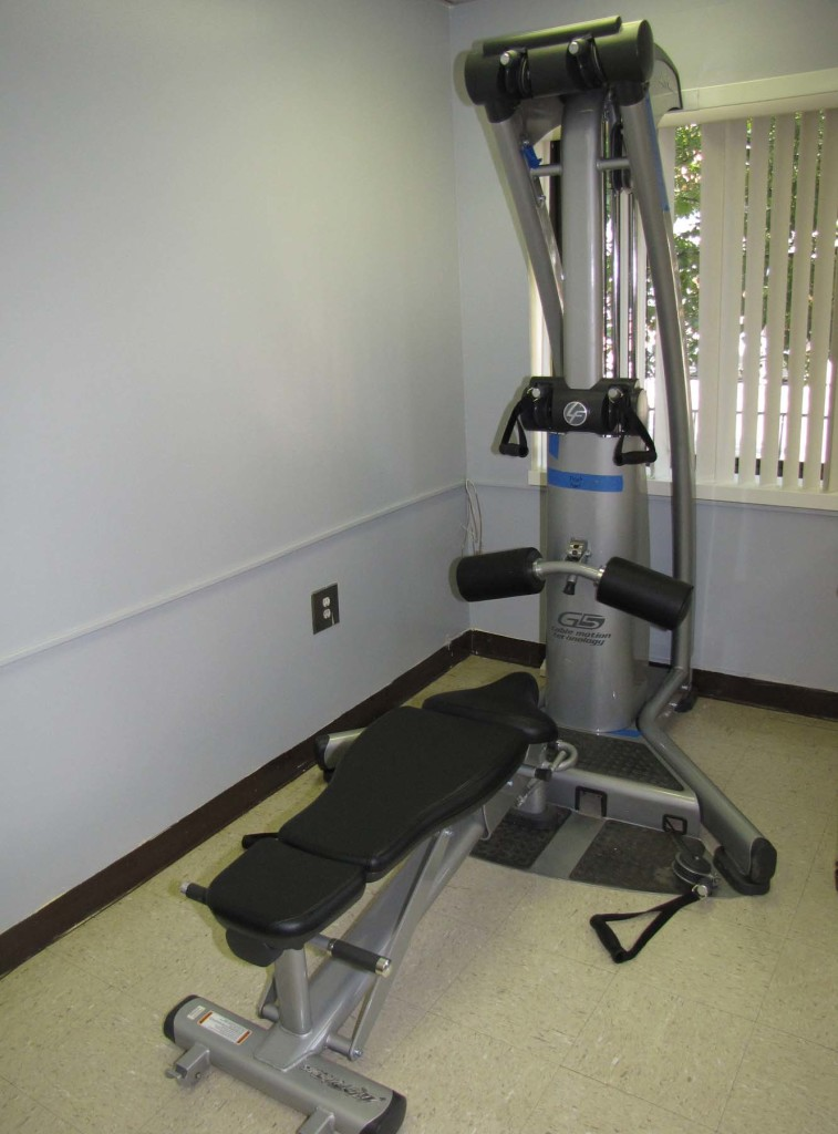 Rehab home gym