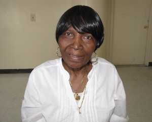 Senior Spotlight Ozella Williams of Gardens Senior