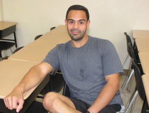 Lisandro Rodriguez turned a personal loss in 2012 into his motivation for pursuing his goals.