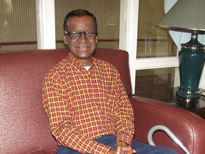 Quick Turnaround: Rehab At NCC Gets Man Back On His Feet