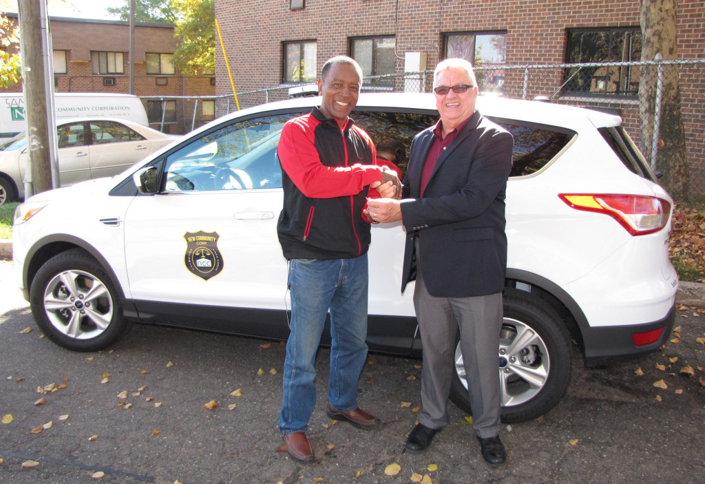 New SUV Prentiss Thompson and Rich Rohrman