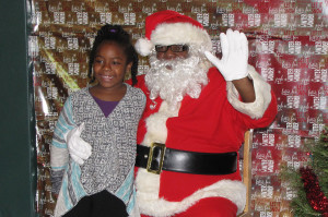 NCC Youth Services hosted its annual Breakfast With Santa, where Director Edward Morris, his staff and volunteers prepared breakfast and gifts for more than 150 youth.