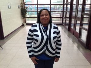 Since 2006, Jasmine Hembree has worked in Youth Services, which is located at the New Community Neighborhood Center.