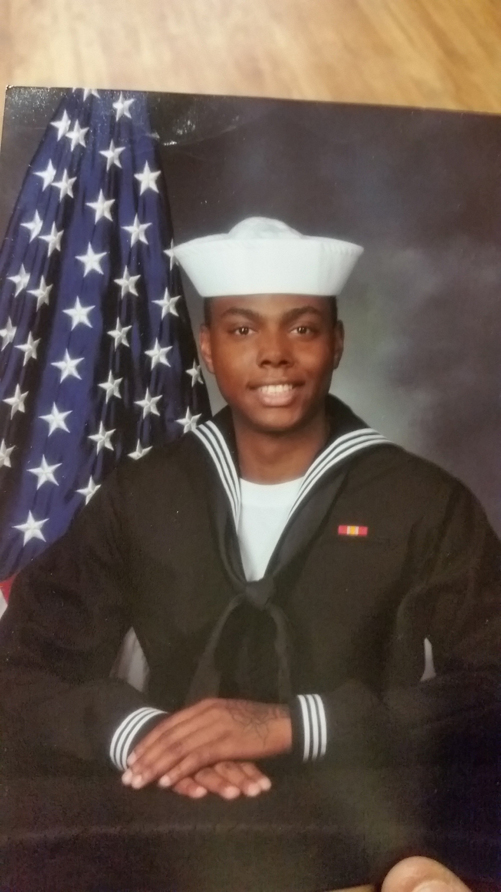 NCC Youth Joins The Navy,  Plans To Cross The Globe