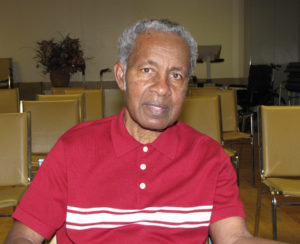 Maurice Jervis has been a resident of New Community Orange Senior since the complex opened in 2003.