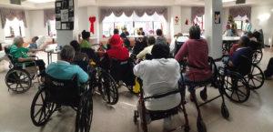 Extended Care resident meeting.jpg
