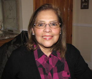 Pilar Bermeo, of Newark, recently completed the PowerPoint class at New Community Adult Learning Center.