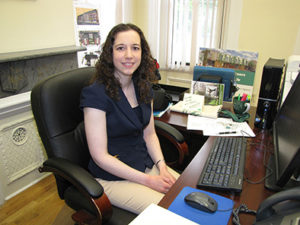 Michelle Lang, former NJTV News senior digital producer, joined New Community Corporation May 22.
