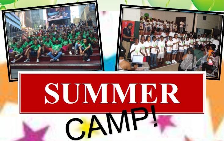 Register Online For Summer Camp 2017
