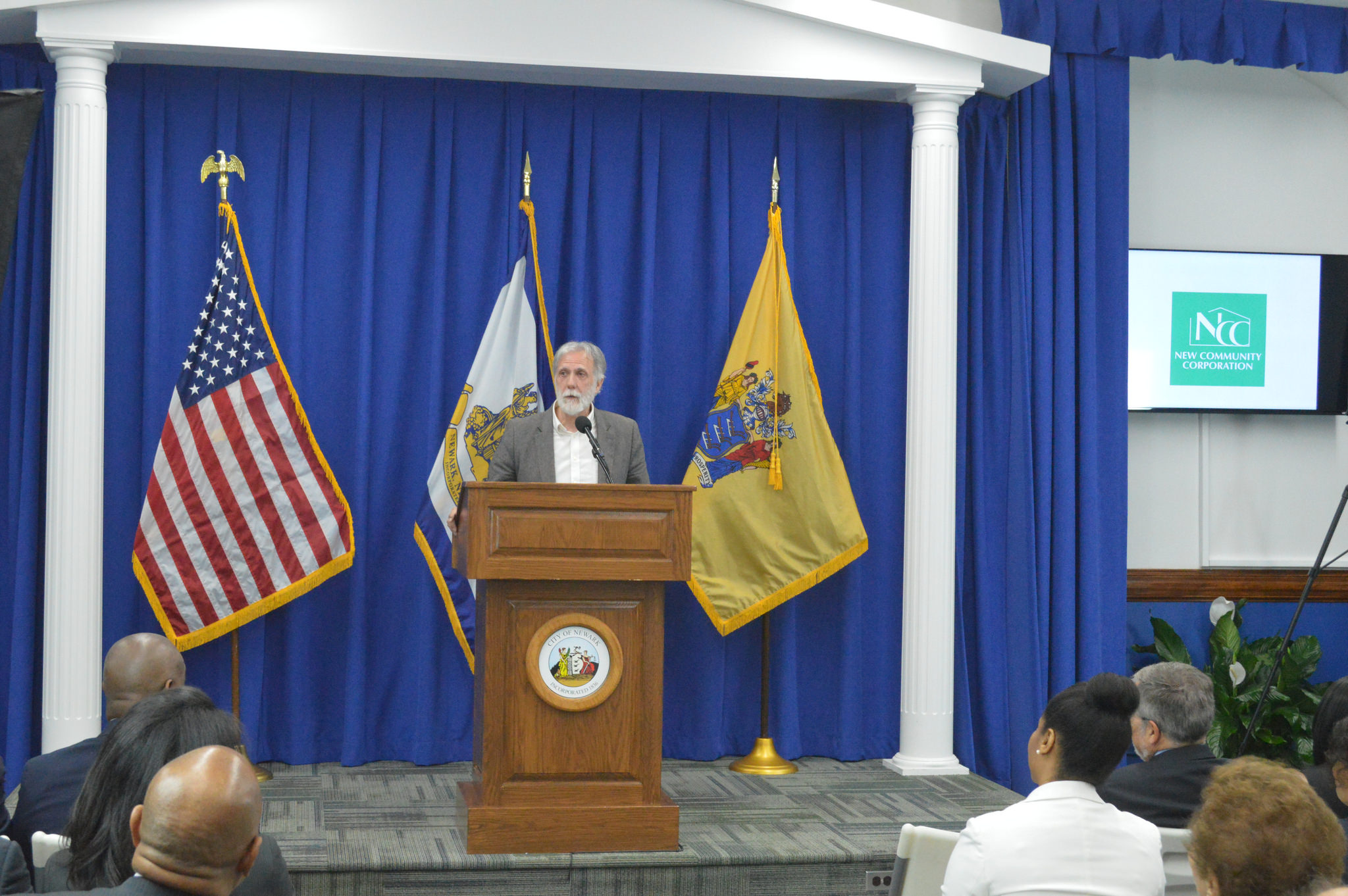 NCC Joins Newark 2020 Initiative To Reduce City Unemployment