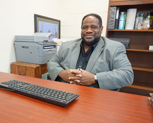 John Wade is New Community's Security Operations Manager, overseeing unarmed security personnel.