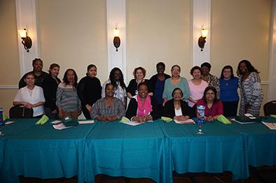 Recognizing NCC's Administrative Professionals