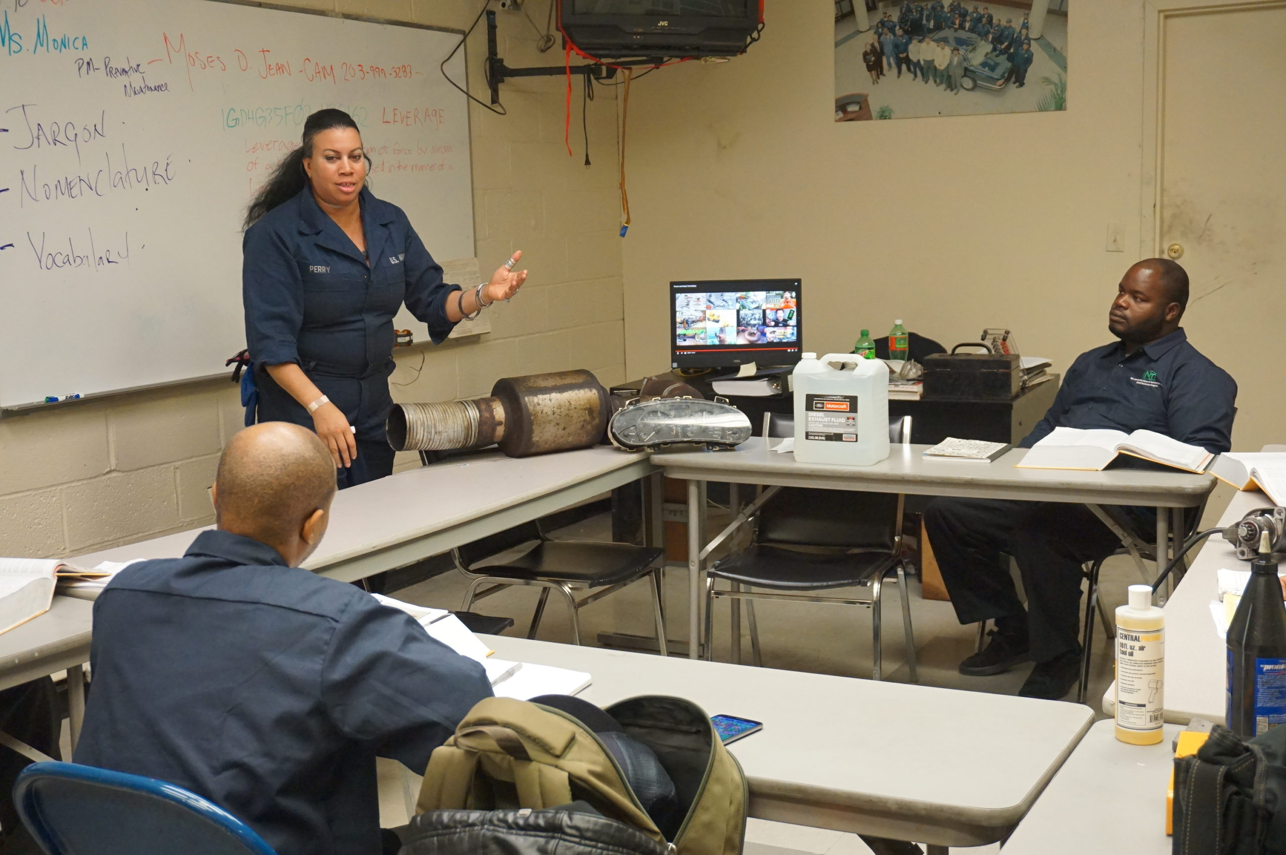 New Diesel Technician Instructor Brings Wealth Of Knowledge