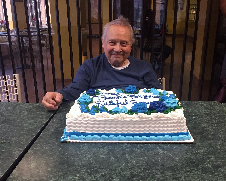 NCC Executive Chef Joe Rodriguez Retires
