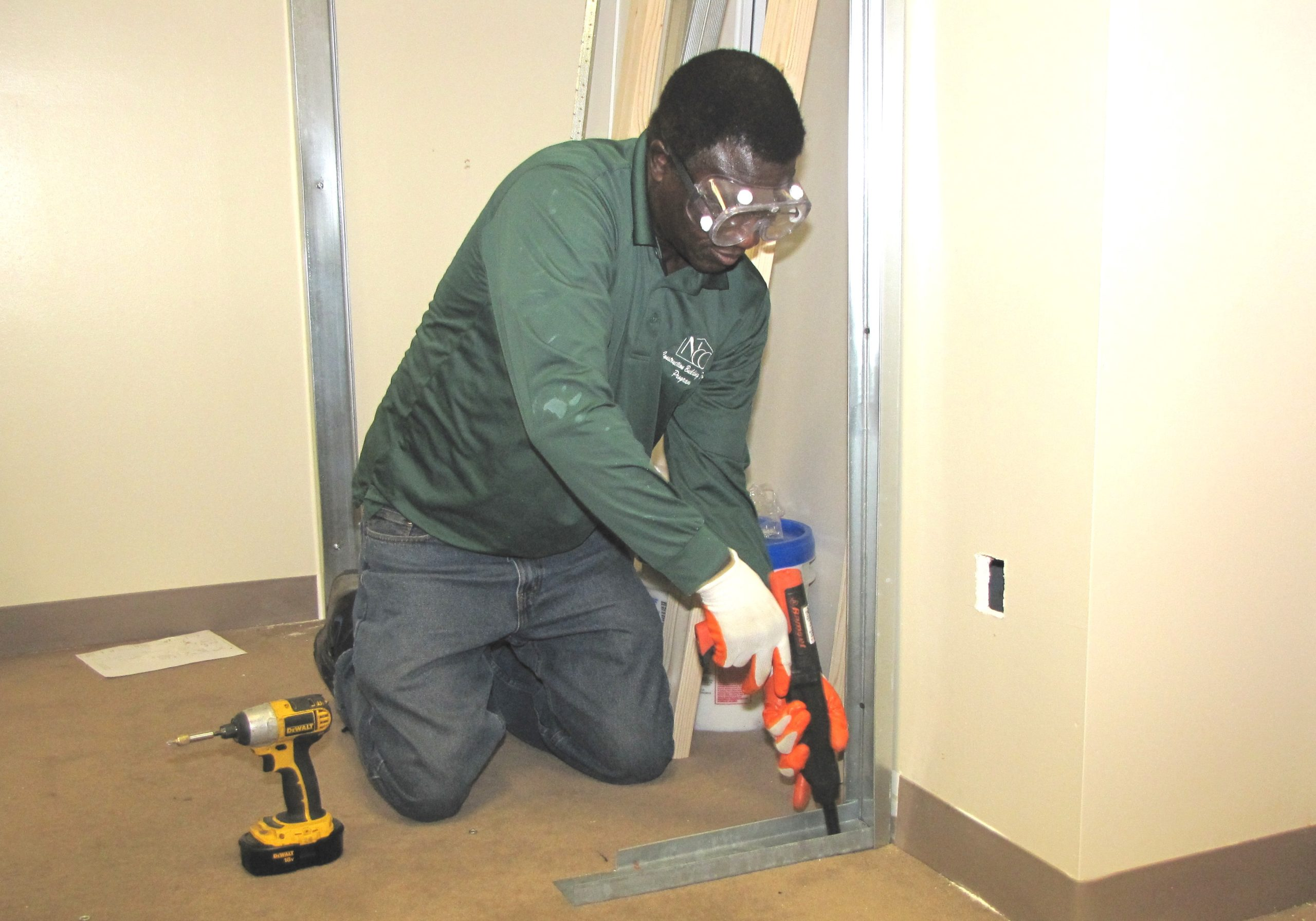 NCCTI Building Trades Graduate Now Owns Construction Business