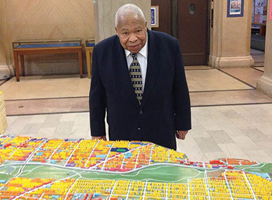 Remembering Founding NCC Board Member And Newark's First Black Mayor Ken Gibson
