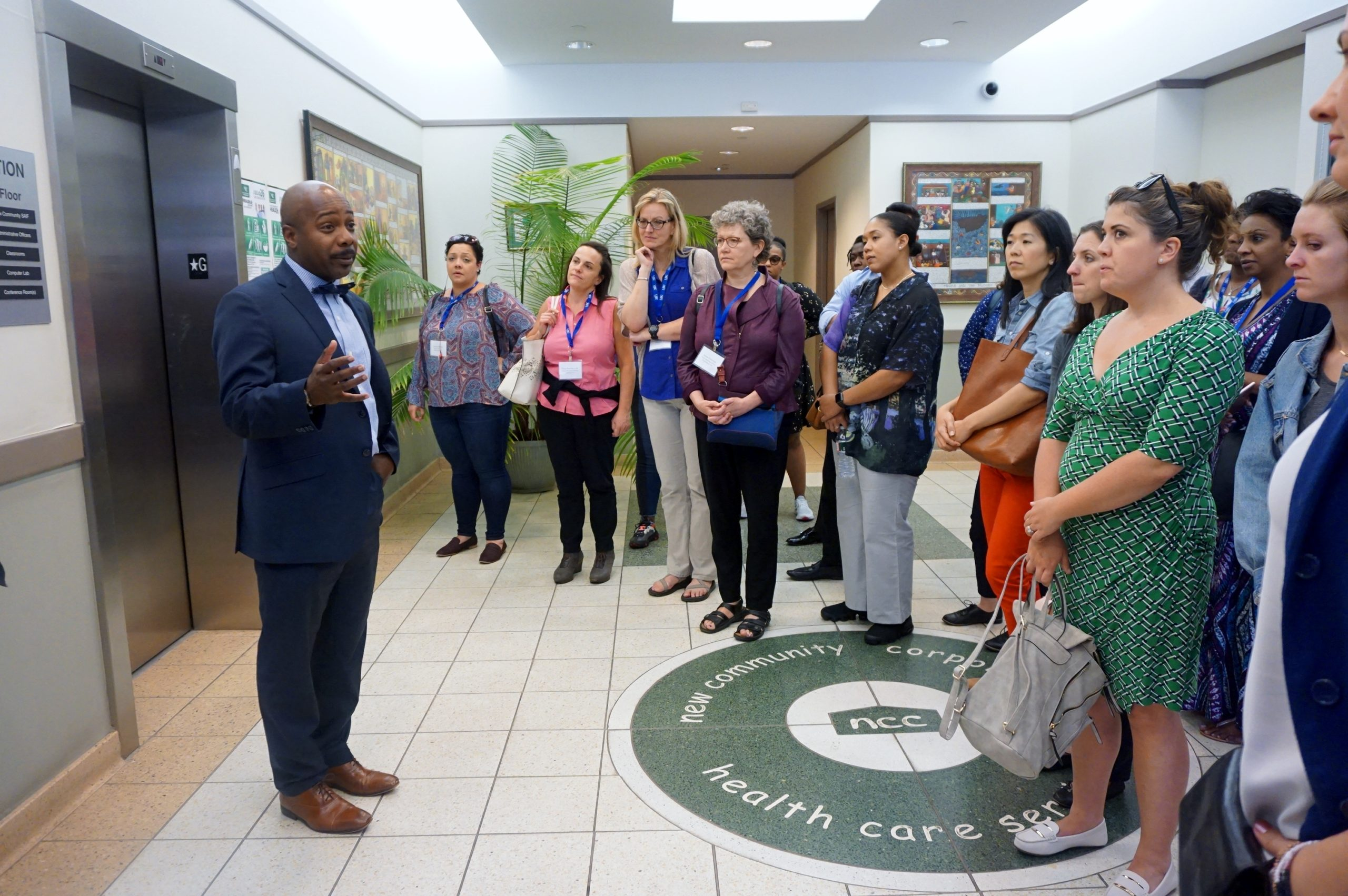 NCC Welcomes New LISC Employees