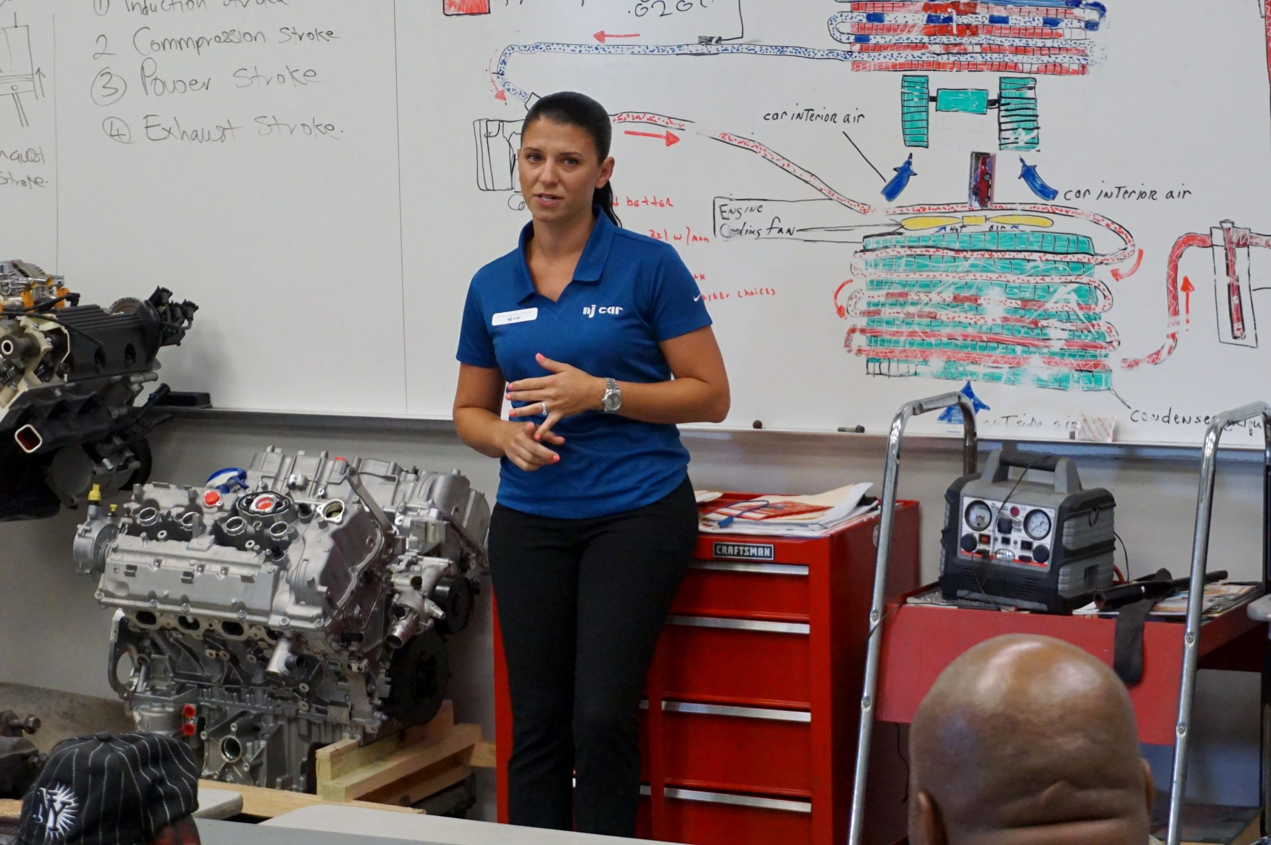 NCCTI Offers Paid Apprenticeship Opportunities to Automotive and Diesel Students