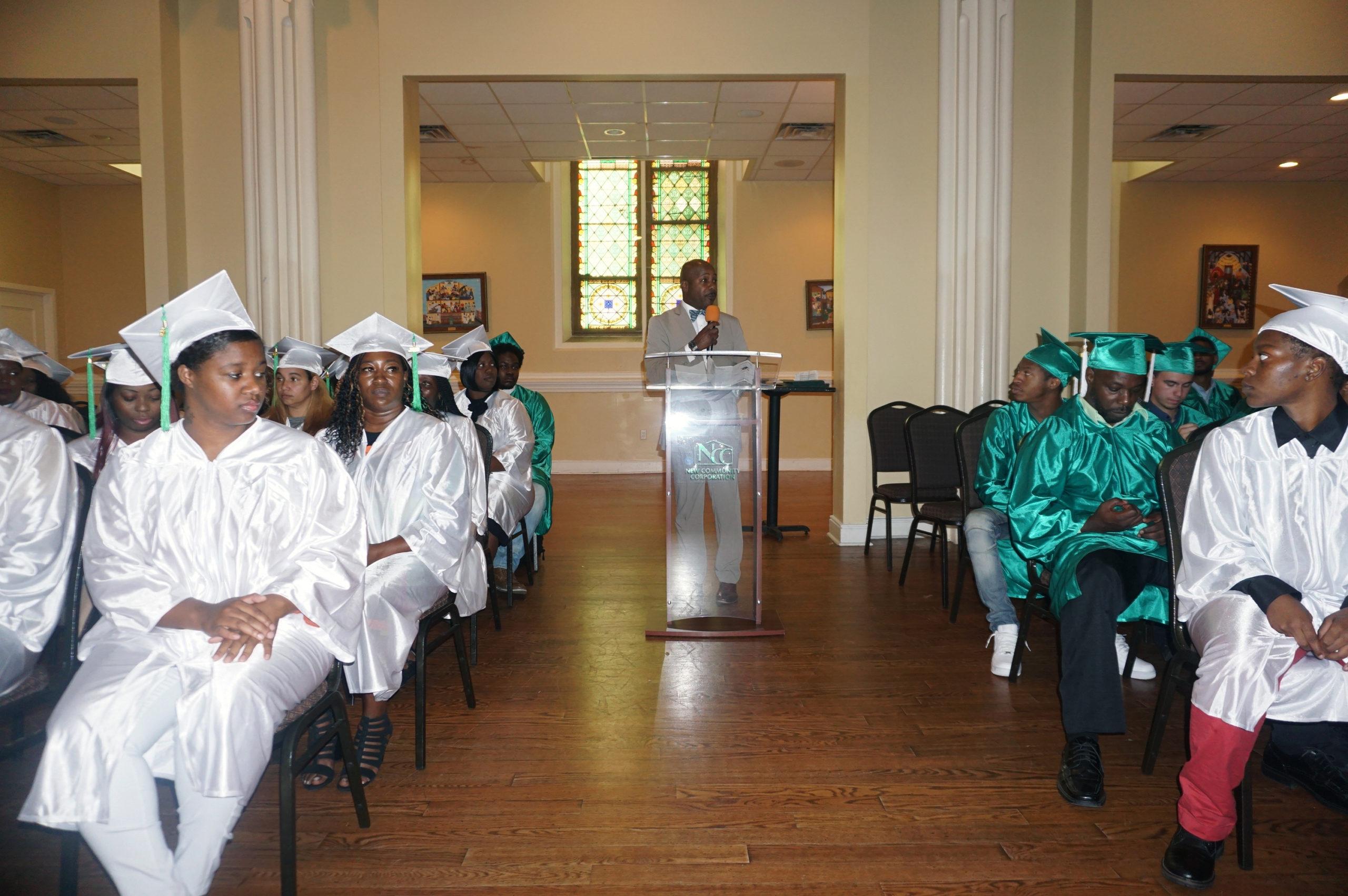 NCCTI Celebrates Program Graduates
