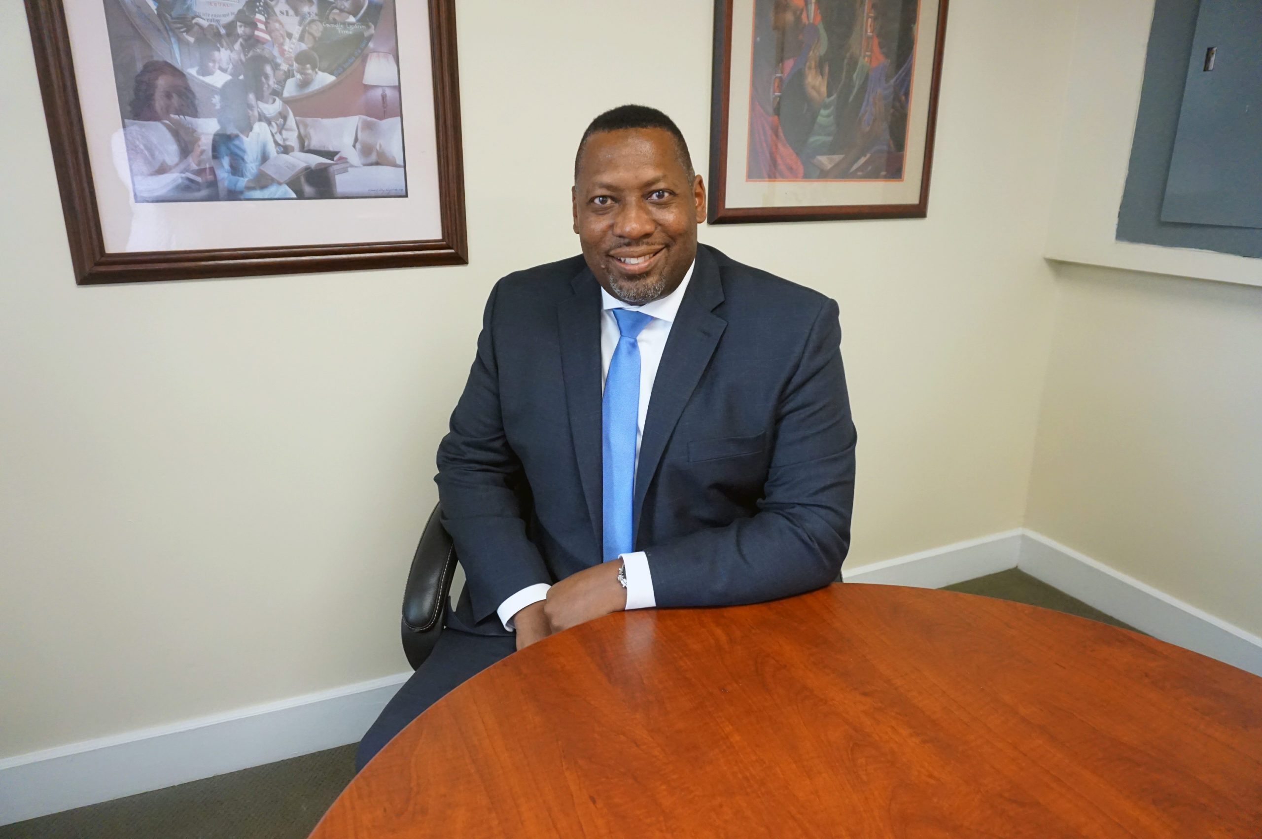 You are currently viewing New Community Welcomes New Chief Operating Officer