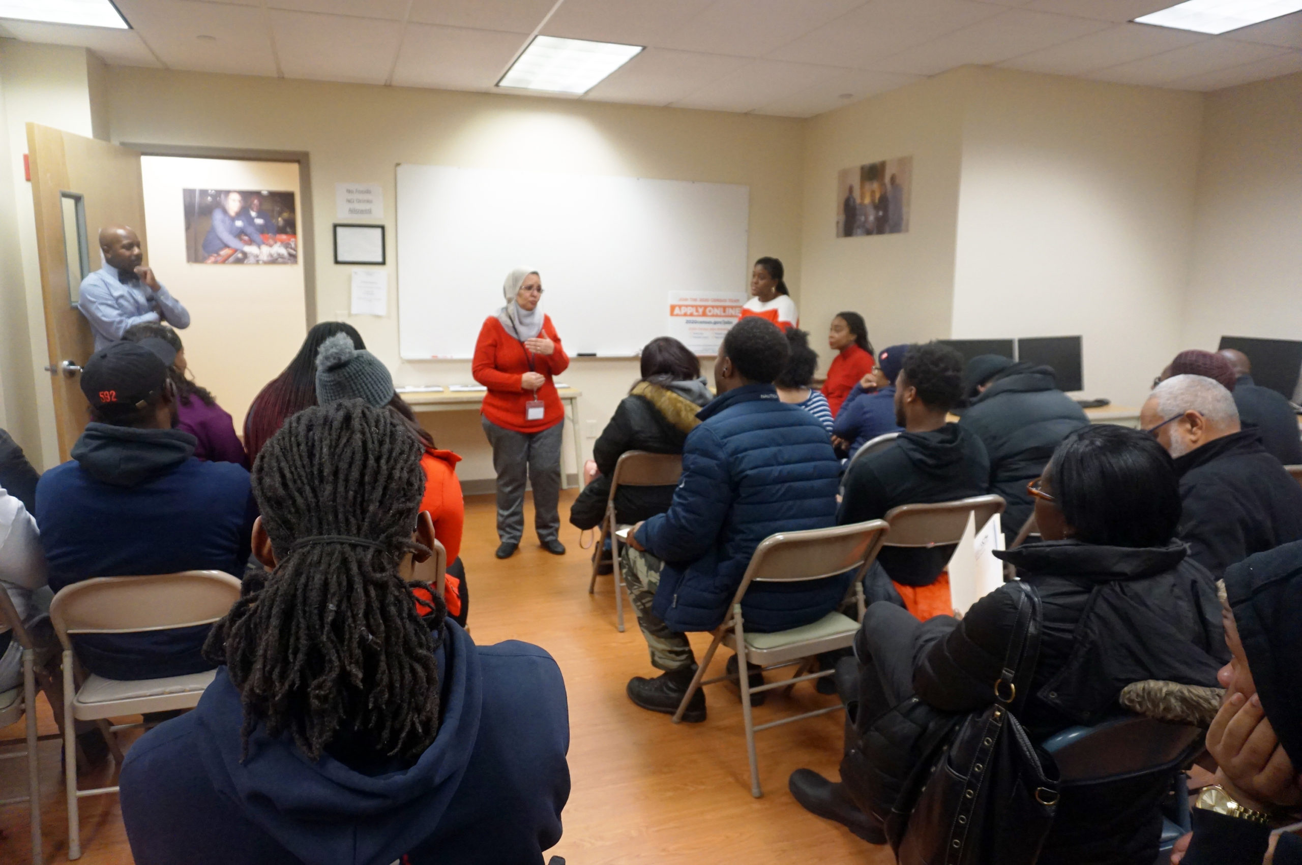 NCCTI Hosts Open House for Prospective Students