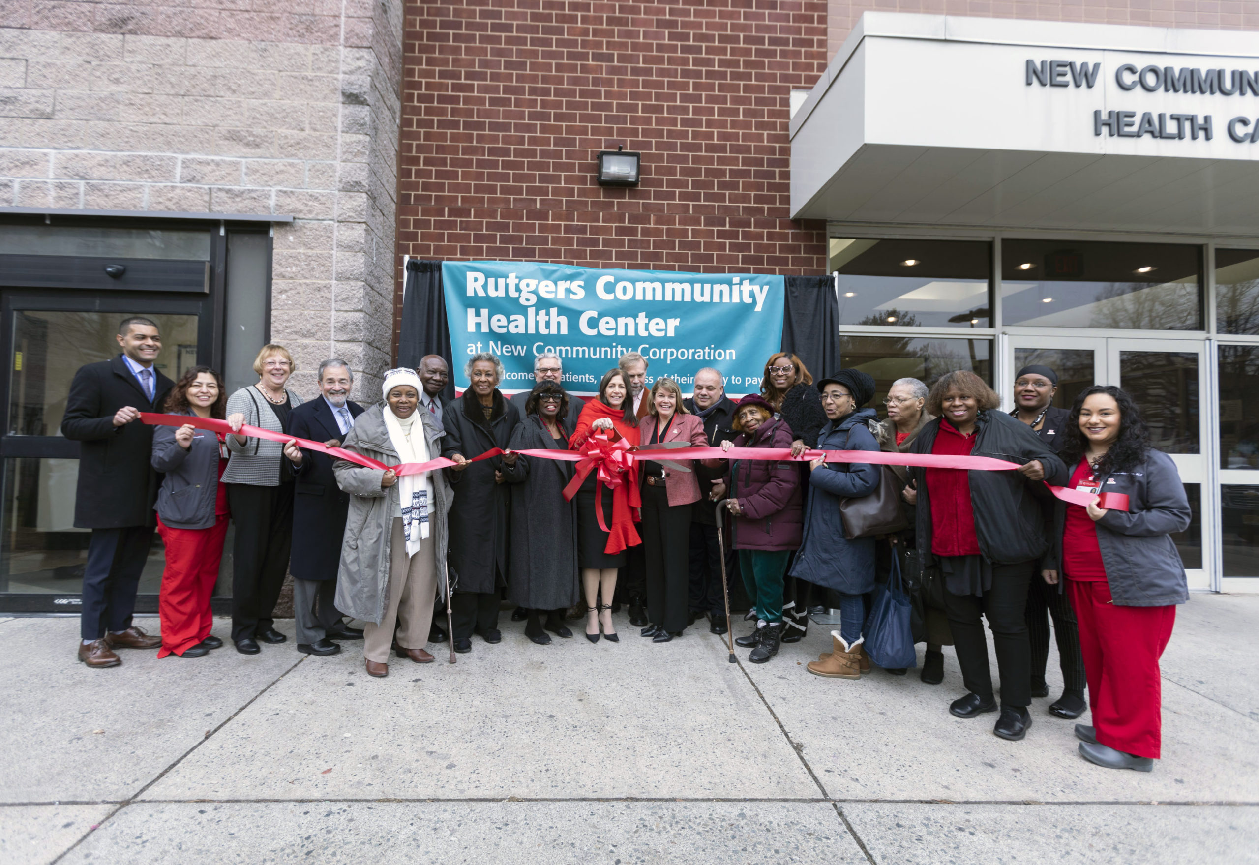Rutgers Community Health Center Celebrates New Location and NCC Partnership