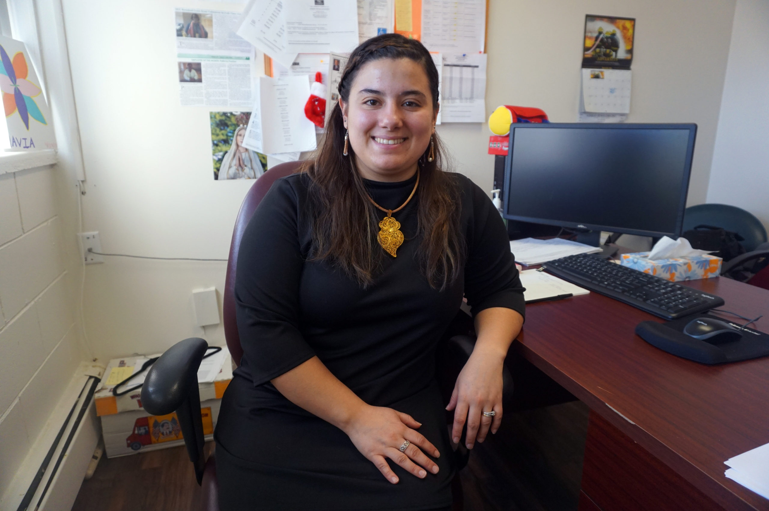 Former Intern Now a Supervisor at New Community