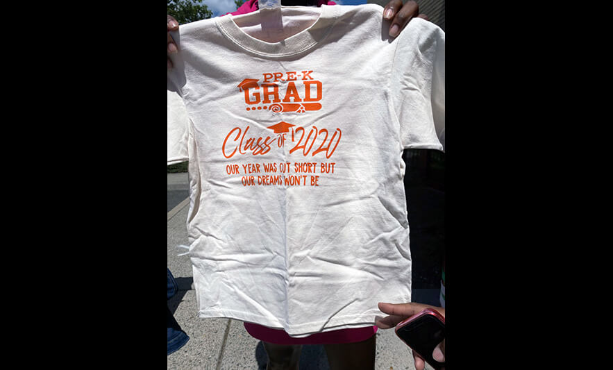 CHELC Graduation 2020 Graduation Shirt for Website Black Background