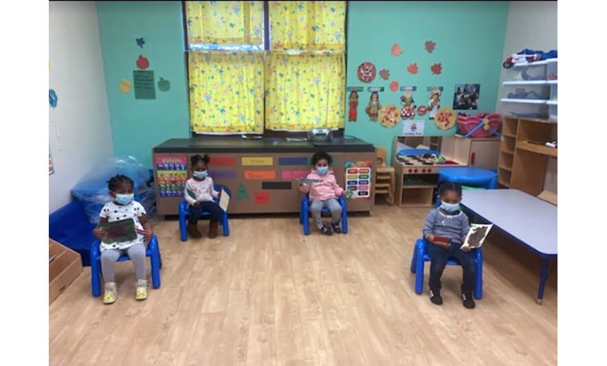 CHELC Black History Month 2021 Toddler 1 Group Sitting for Web