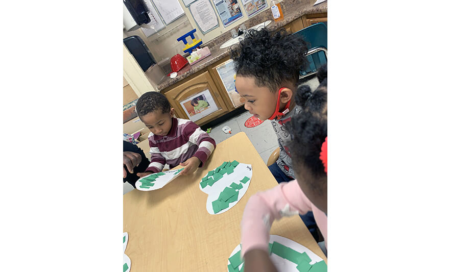 HHELC Black History Month 2021 Making Hearts for Web