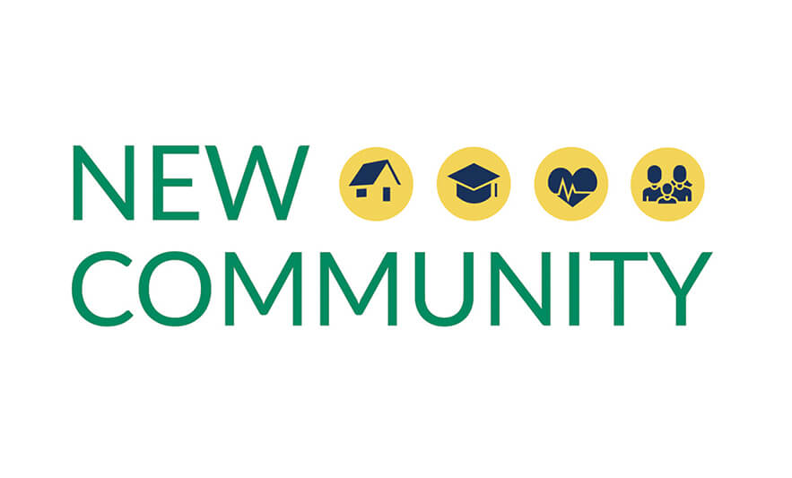 New Community Launches New Brand
