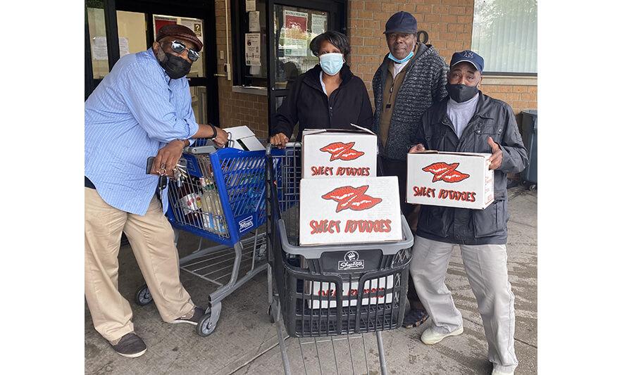 Mayor's Food Distribution 5-5-2021 Commons Senior for Web