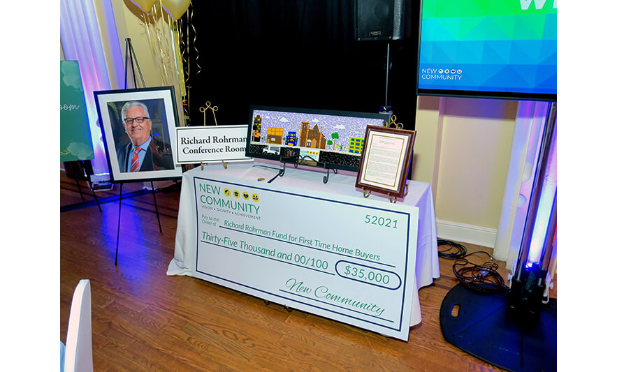 Richard Rohrman Retirement Celebration 5-20-2021 Awards for Web