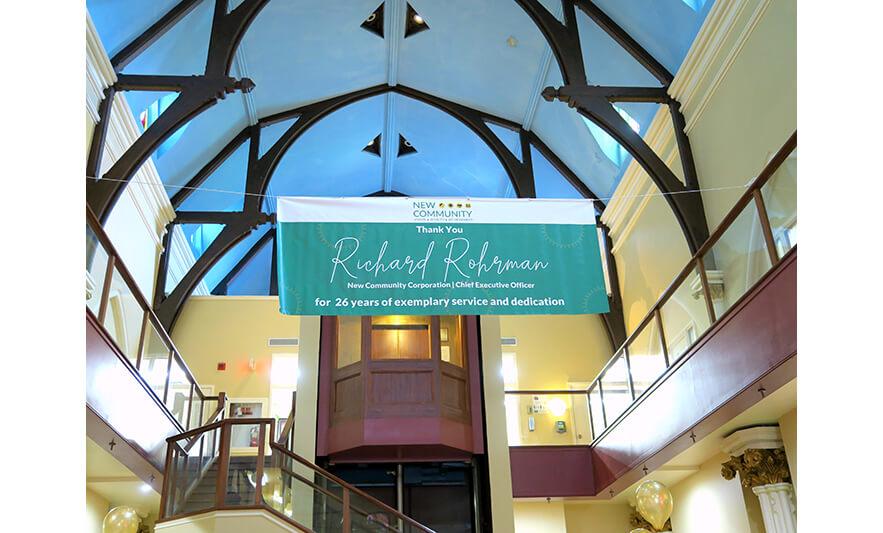 Richard Rohrman Retirement Celebration 5-20-2021 Banner for Web