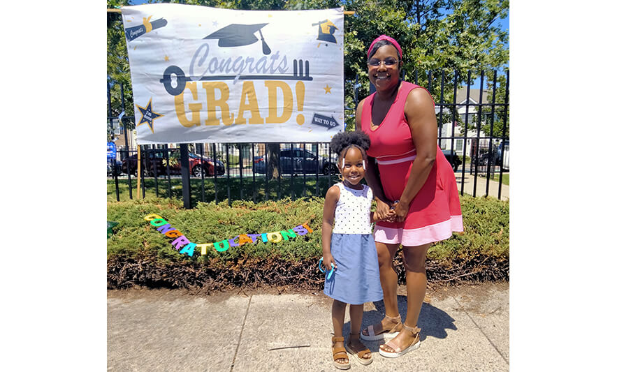 CHELC Drive Up Graduation 2021 Student and Teacher by Banner for Web