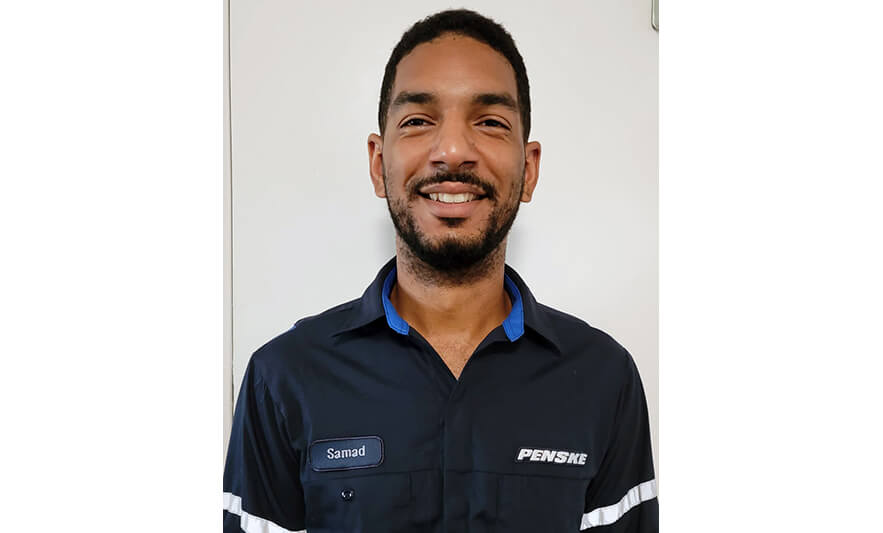 New Community Career & Technical Institute Graduate Excels as Diesel Technician
