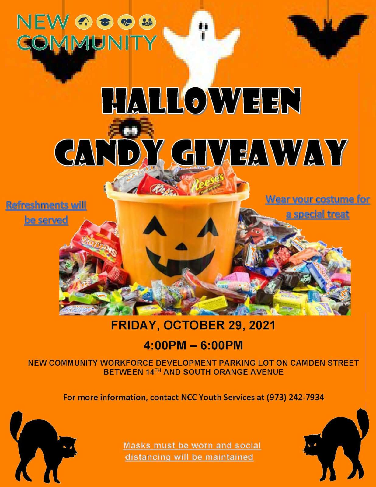 Read more about the article Halloween Candy Giveaway