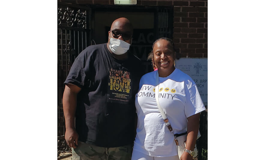 Read more about the article Community Day with NCC and Ebenezer Baptist Church