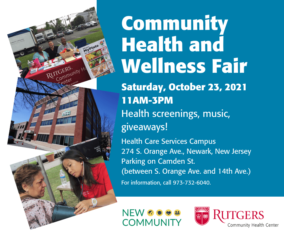 Read more about the article Community Health and Wellness Fair